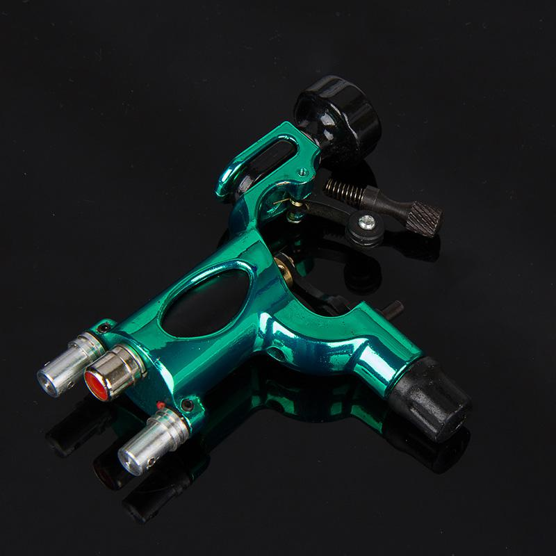 Cool Color Dragonfly Rotary Tattoo Machine A Tattoo Gun Assorted