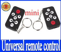Wholesale High Quality Universal IR Mini TV Remote Control Keychain