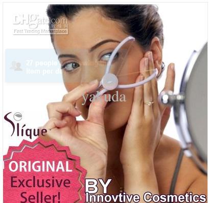 Sistema de eliminación de roscado de vello corporal y facial al por mayor de Slique Original