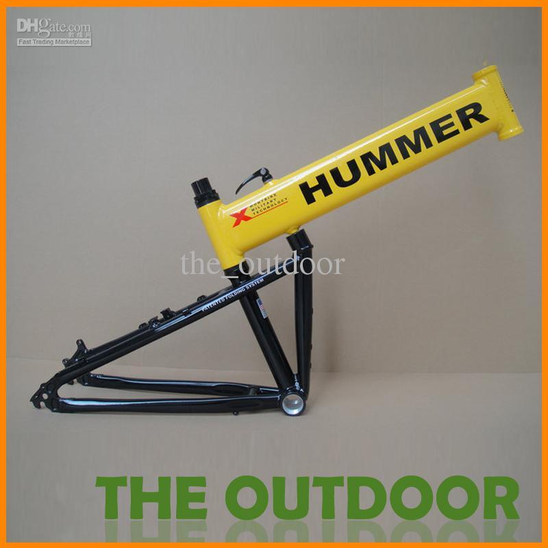 Bicicletas Nuevas Marco Plegable Hummer Mtb Marcos En Los Estados ...