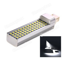 Wholesale G24 Led Replacement - Nice 8W G24 or E27 LED light 40 SMD 5050 PL Replacement led Spotlight led Down Light Bulb Lamp