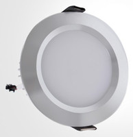 Wholesale Led Recessed Ceiling Cabinet Dimmable - 5W SMD 5630 5730 Dimmable LED Recessed Ceiling Lights 3 years Warranty 600LM Cabinet led Downlight led Lamp led Bulb CE&ROHS