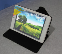 Wholesale Mini Pad Capacitive - DHL free shipping Mini Pad Cube U35GT Android 4.1 RK3188 Quad Core 1.8Ghz CPU 7.9 Inch IPS Capacitive Touch Screen 1GB 16GB Tablet PC