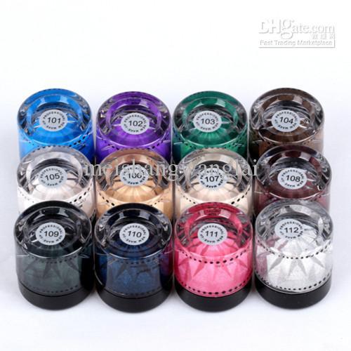 Jel Eyeliner Göz Makyaj Marka Göz Kalemi Krem 12 adet 12 Renkler Göz Farı Uzun Ömürlü Su Geçirmez Eyeliner M2022