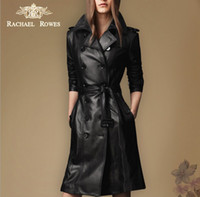 Wholesale Women S Trench Coat Pattern - 2013 Winter new woman dust coat high quality long pattern Trench Coats fashion coat