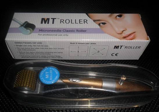 MT derma roller, skin roller, meso roller,microneedle roller,beauty equipment,facial Care