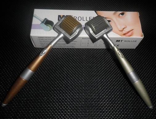 MT Derma Roller, Hudrull, Meso Roller, Micronedle Roller, Skönhetsutrustning, Ansiktsvård