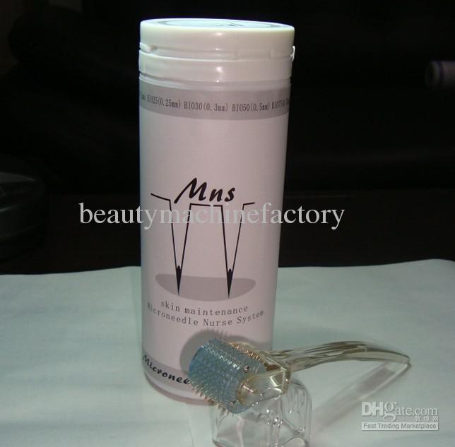 Derma Skin Scars Micro Agujas Arrugas MNS Roller 1.0mm