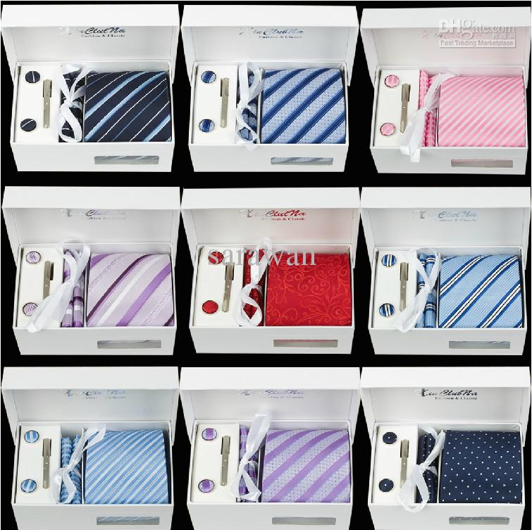 Wedding Gift Box Of Men Suits, Tuxedos For Men 2016 Tie + Cuff ...