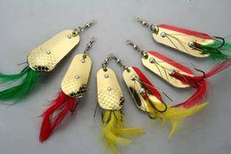 $enCountryForm.capitalKeyWord NZ - Lot 30 FISHING LURES SPOONS HOOKS BAITS 9.4g