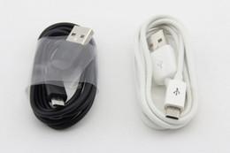 Argentina Cable micro USB para Samsung Galaxy S3 S4 i9500 N7100 / Blackberry Z10 / L36h (Xperia Z) d3FT / 1M ata carga de sincronización envío gratis 200pcs / lot Suministro