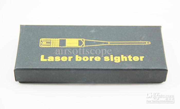 Tactical Red Laser Bore Sighter Kit.22-.50 Kaliber Zielfernrohr Bore Sight