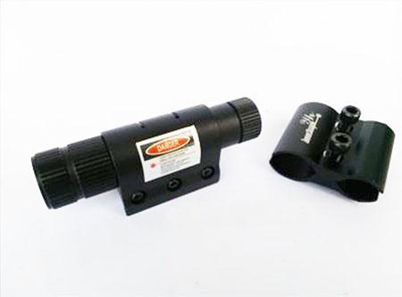 배럴 마운트와 전술 레드 닷 레이저 사이트 범위 20mm picatinny 레일에 맞는