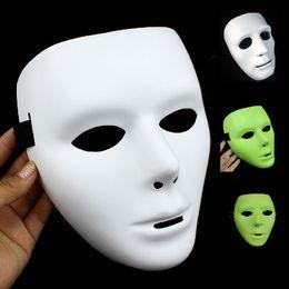 Wholesale Mask Hip Hop - High Quality Fashion Halloween Mask Thin Jabbawockeez Mask Hip-Hop Party Mask Shuffle Dance Mask Costume Party Mask