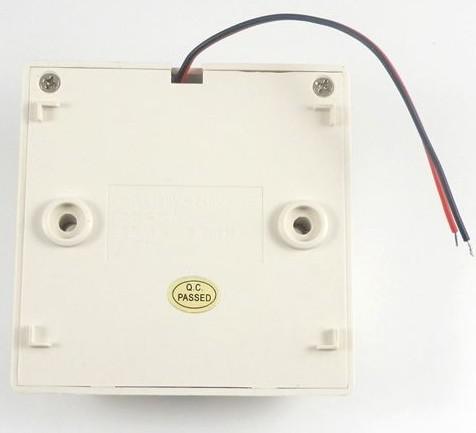 Инфракрасный ИК-датчик движения автоматический свет лампы держатель стенд переключатель Белый