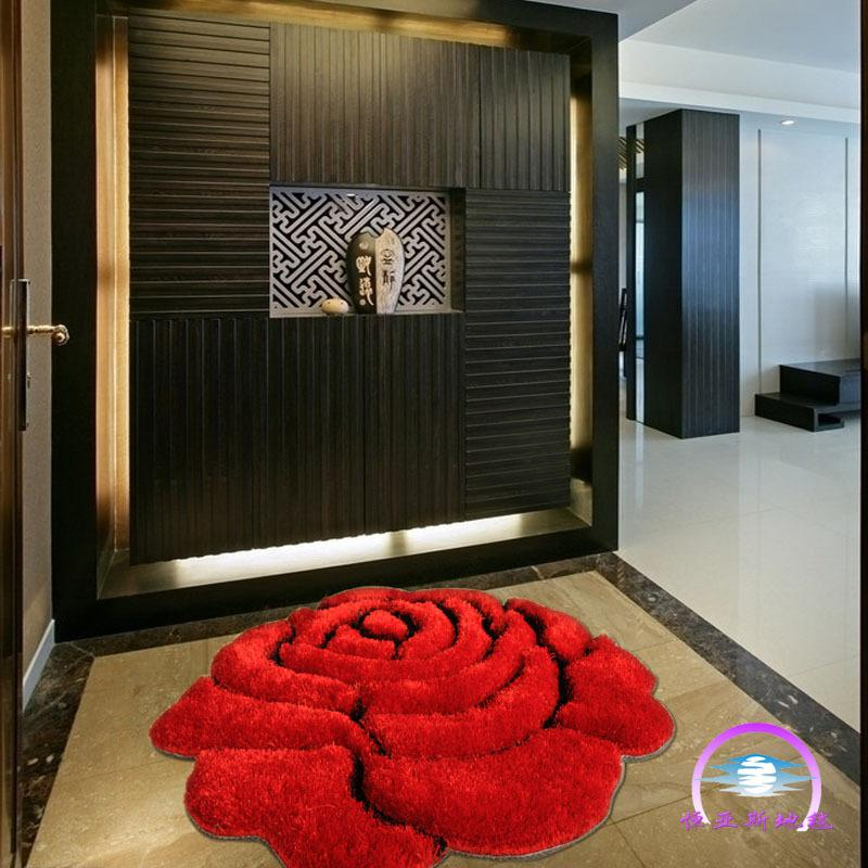 Living Room Red Rug red carpet for wedding round rose carpets chic floral rugs for