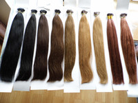 Wholesale MIRACLE beads g quot quot human MICRO NANO RING REMY hair extensions Free DHL