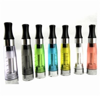 Wholesale Super Atomizer Ce5 - DHL FREE Super Quality Colorful CE5 Clearomizer Upgraded CE4 Atomizer for eGo series JPYE 510 E-cigarette
