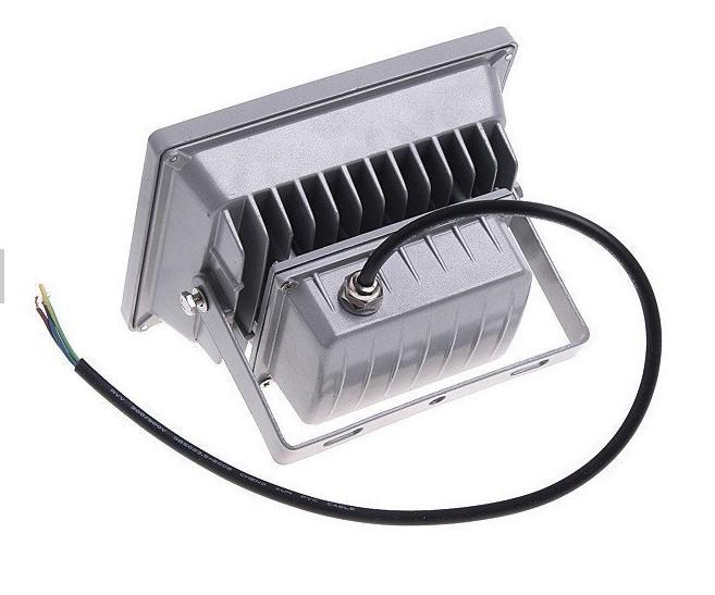 AC 85-265V 20W 1800LM 방수 조경 빛 투광판 LED 가로등