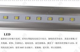 FREIES VERSCHIFFEN 18W T8 LED Leuchtröhre SMD 1800LM 4 Fuß 1,2m Wechselstrom 85-265V LED Beleuchtung 2 Jahre Garantie von FEDEX von Fabrikanten