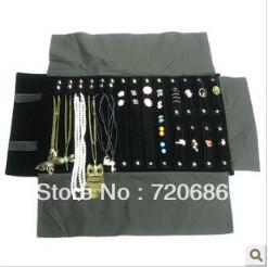 Portable Travel Jewelry Organizer Display Cases Organizer Display