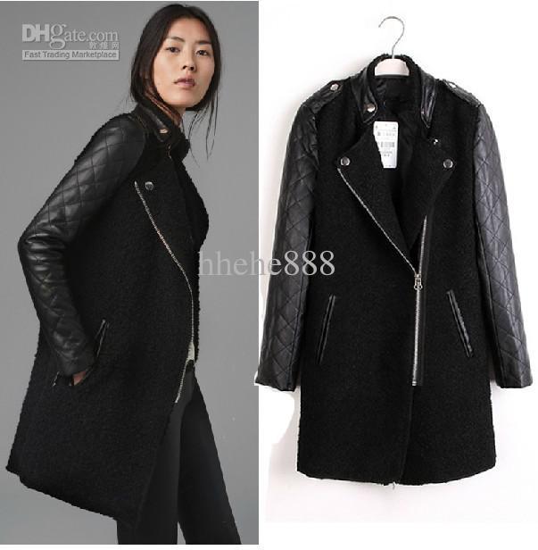 Long Womens Winter Coats Photo Album - Reikian