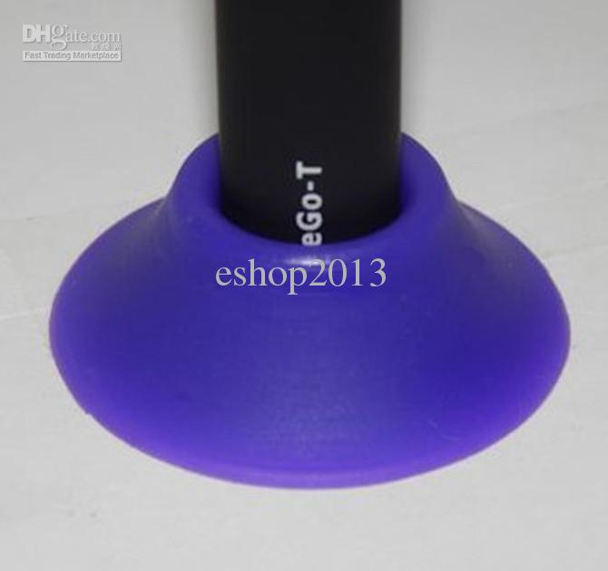 Sucker Silicone Sucker Base Holder fit for All Batteries Electronic Cigarette MT3 T2 CE4 Atomizers