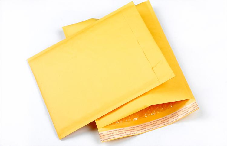 110MM*130MM Kraft Bubble Padded Envelopes Mailer's Bags packaging bubble bags