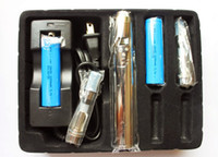 Wholesale Newest Lava Tube - Newest Lava Tube 2.0 Variable Voltage Lavatube E-cigarette Kit with 2*CE4 Atomizer and 2*2200mAh High quaility