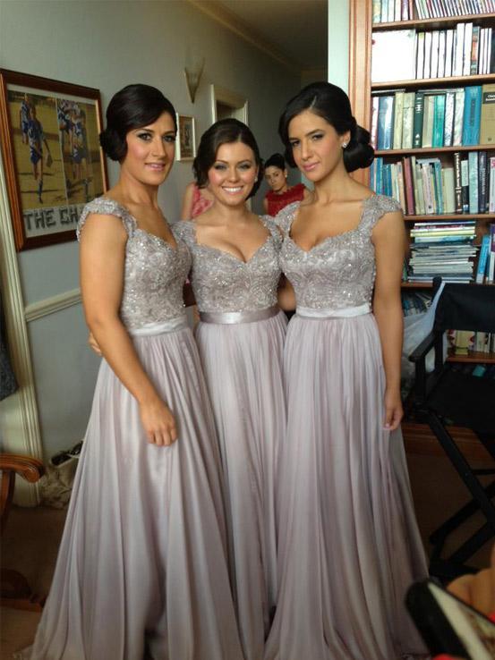 norma bridal courture bridesmaid dresses