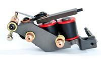Wholesale tattoo gun machine design - Great Design Alloy Tattoo Machine Guns Supply For Shader Low Heat Tattoo Guns