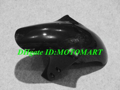 Motorcykel Fairing Kit för Yamaha YZF R1 98 99 YZFR1 1998 1999 YZF-R1 YZF 1000 R1 Komplett Glans Svart Fairings Bodywork + 7Gifts YD37