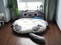 Wholesale totoro bed online - Totoro Design Big sofa x1 m Totoro Bed Totoro Double Bed Totoro