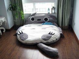 Wholesale Totoro Plush Sofa - Totoro Design Big sofa 3.1x1.8m Totoro Bed Totoro Double Bed Totoro