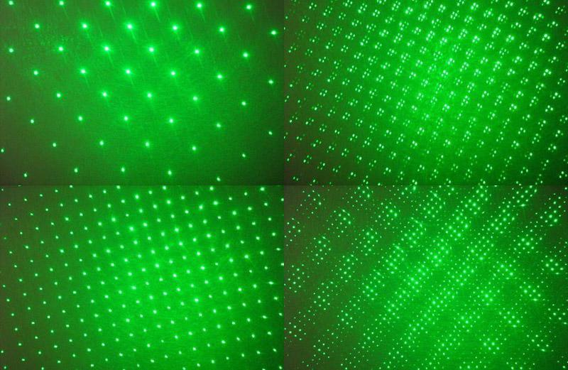 5 MW 532NM Stern Grün Rot Blau Violetter Lichtstrahl Laser Zeiger Stift mit Kaleidoskop Kappe Efit SOS Montage Jagd Teaching Treffen Weihnachten Geschenk