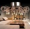 Ceramics Ceiling Light Modern Minimalist Creative Chandelier Living Room Dining Room Light Dia 50cm H 70cm