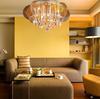 K9 Crystal Ceiling Light Modern Minimalist Creative Chandelier Living Room Dining Room Light Dia 48cm H 32cm