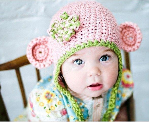 Großhandel Einzelhandel Einzelhandel 24 Arten Neugeborenes Baby Kind stricken Eule Beanie Hut Fotografie Requisiten Kostüm handgemachte Kinder Tier Cap