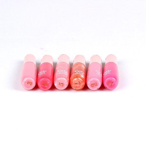 Lipgloss Lip Tint Stain i con Lip Lip Extreme Extreme Plump Lampeggiante Lip Gloss Rossetto Lipgloss Set di Alta Qualità M-225