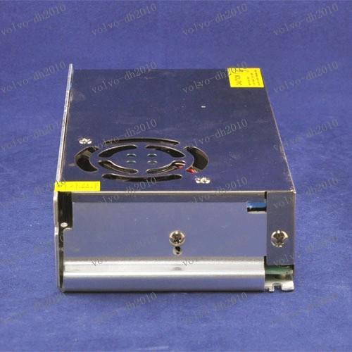 LLFA2530 AC110V / 220V a 12V CC 16.7A 200W Carcasa de metal de aluminio del transformador LED de alimentación, alimentación de CA / CC Adaptador para el LED de luz