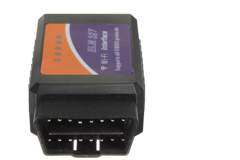 ELM 327 WIFI ELM327 WIFI Scanner OBDII OBD2 Auto Diagnostic Tool Support phone And Android And Windows