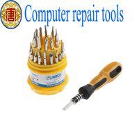 Wholesale Screw Computer - Wholesale - Electric Screwdriver Screw Driver Computer PC Phone Mobile 30 in 1 Repair Tool kit set