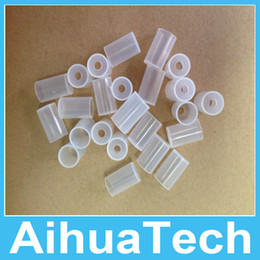 Capuchon jetable pour testeur d'atomiseur Couvercle souple en silicone pour égouttement Embout pour eGo série CE4 CE5 CE6 CE8 MT3 T2 T3 cigarette électronique ? partir de fabricateur