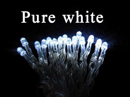700 قطعة / الوحدة بقيادة سلسلة مصباح 2 متر 20 أضواء فلاش ضوء عيد الميلاد حزب الإضاءة الجنية الزفاف مصابيح حزب الديكور الإضاءة 9 ألوان
