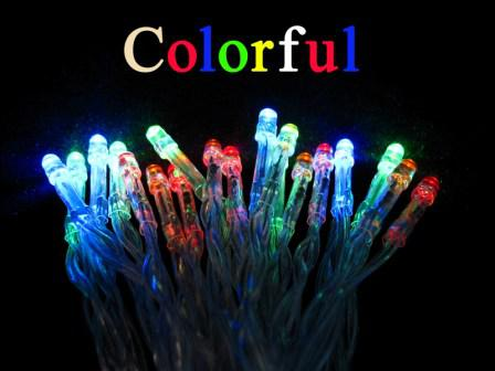 LED fairy lamp Christmas lights party string lights 20leds 2M led string lightings battery operated decoration lighting
