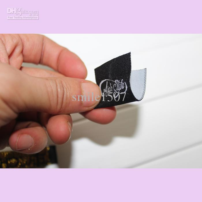 custom clothing labels woven or printed labels separate cut folded