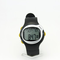 Wholesale Daily Watch - Calorie Watch DH-0401 Sport Pluse Heart Rate Monitor Watch with Daily Alarm Keytone Chronograph for Fitness 2013 Newest