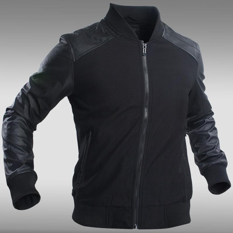 Autumn And Winter New Design Black Army Green Brand Men'S Jacket ...