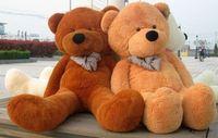 gran oso de peluche grande al por mayor-Boyds Large 1.6 Metres Teddy Bear Lovers Big bear Arms Peluches Juguetes de peluche Muñeca