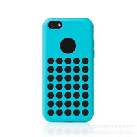 Wholesale New Arrival Iphone5c Case - AAA+ Top 5C TPU Case For iPhone 5C Mini Colorful Cover Polka Dot DHL Free Shipping iPhone5C New Arrival